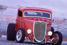 Hot rods, traditional / by Tony Adsley