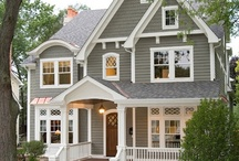 New Home Ideas / by Tiffany Bohnert
