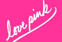 La Vie En Rose / An ode to the beauty of the many shades of the color pink / by Rowena @ rolala loves