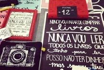 Our stuff / Camisetas, livros, processo de criação, ilustrações e todas as nossas coisinhas. / by 266 t-shirts