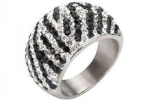 Stainless steel rings / by Hot Buckles and Fashion Apparel