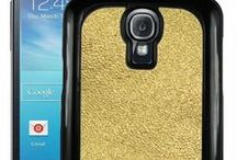 Graphic Samsung Galaxy Cases / by Hot Buckles and Fashion Apparel