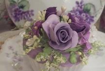 Pretty In Purple / by Peggy Faris