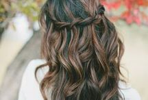 cheveux / by melanie asselin