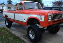Cars&Trucks / Vehicles I would absolutely Love to own! / by Joey Gifford
