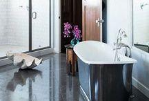 Interiors - Bathroom / by Katarzyna Janicka
