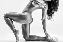 The body / by merlyn reyes