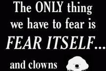 ScarySpookyHaunted? / by Dodi Womack