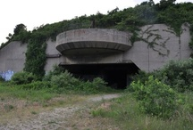 ABANDONED - MILITARY BASES/FORTS & OTHER MILITARY INSTALLATIONS / by Snooks Thomas