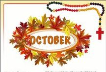 October ~ November / by St. Louis Religious Education