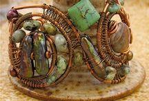 E - Wire Bracelets, N Pretty Things / by Jane Siewert