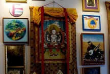 Wall Hangings / by Sacred Stone Gallery
