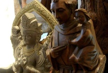Statues ~ Sml & Med / At Sacred Stone Gallery we have a wide selection of statues. / by Sacred Stone Gallery