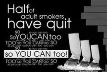 Kick the Habit! / Some motivation to help you quit smoking! / by Healthyroads