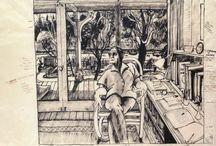 Whiteley's Interiors / Whiteleys abodes / by Kim Lette