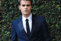 Paul Wesley / by Reilly Olson