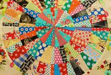 ~Quilts & Patchworks~1~ / by Tammy Maria Settles