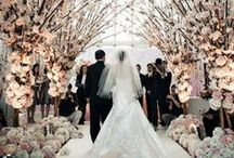 WOW-factor Wedding Ideas / Inspiration we love from places near and far online.  Happy planning! / by Frungillo Caterers