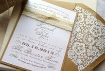 LACY ROMANTIC WEDDING / by Colette Katsikas
