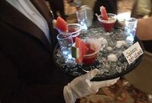 A Toast to the Bride & Groom / by Frungillo Caterers