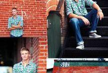 senior male photos / by Betty Poynter
