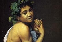 Michelangelo Merisi da Caravaggio / by Zhenpeng Li