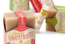 Soap Packaging / by www.rivercountysoap.com