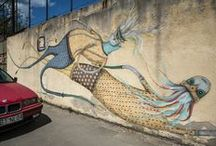 Street Art / We heart street art. That is all. / by Project Bly