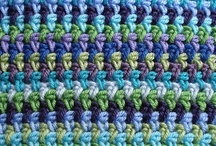Crochet stitches / by Sharon Lucas