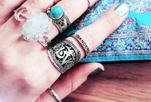 Rings :) / by Billie Mellor