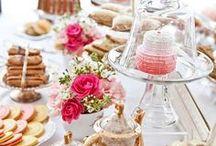 Party Food & Display Ideas / by Marlize Duggan