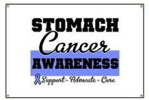 No Stomach for Stomach Cancer / by ~Cheryl Ruebel~