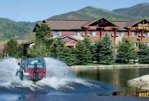 Jeepin the Boat / There is nothing quite like off-roading in a Jeep. Check out our latest adventures driving around Steamboat Springs in our Jeep Wranglers! / by Steamboat Motors