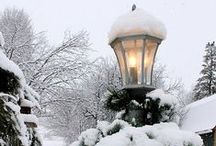 Lamp Posts / by Wendy de Rooy