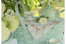 Tea Time / by Wendy de Rooy