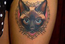 """Gatos y Tatuajes """"FeelCats"""" / by FeelCats"""