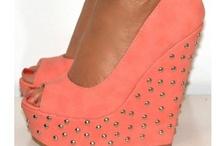 Foot wear *happy feet* / by Hilda Kilel