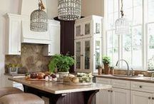 One-of-a-Kind | Kitchen Design / Gorgeous kitchen design from contemporary to traditional, rustic to timeless, provencal to country, explore these fabulous spaces at the center of our homes.  / by Studio41 Home Design Showroom