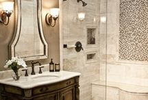Traditional Bathrooms / Traditional bathroom design is warm and classic, perfect for creating a relaxing retreat in your home. / by Studio41 Home Design Showroom