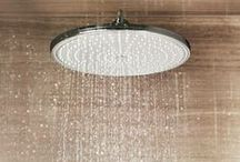 Showers & Showerheads / by Studio41 Home Design Showroom