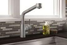 Hansgrohe Kitchen & Bath / by Studio41 Home Design Showroom