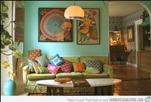 §**Decorating...my kinda style ♥♥ / by Rebecca Hughes-Fowler