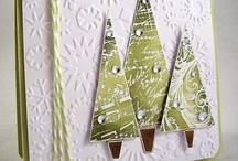 christmascards /kerstkaarten / by Giny Bakker