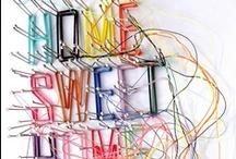 Craft & DIY / by Clara Betcher Rabello