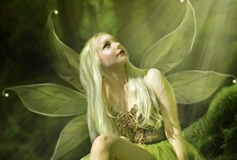 Faeries, Mermaids & Magic / by ♥♥♥ darlene ♥♥♥