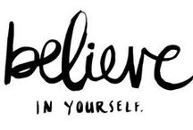 Q U O T I N '  / #inspiration #motivation #quotes / by Lindsey Joe | handmadehealthy.com