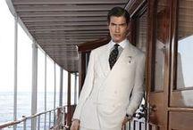 """Gentlemen's Wear"" / Men's Fashion / by Lucinda"