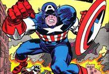Captain America / by Doug Roberts