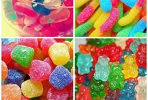 Candy / Dulces / by Zoe Rosado