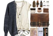 Style Stuff / Fashion, style, style inspiration, accessories, etc. / by RL Bender